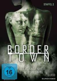 Mikko Oikkonen: Bordertown Staffel 2, DVD