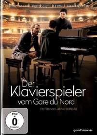Ludovic Bernard: Der Klavierspieler vom Gare du Nord, DVD