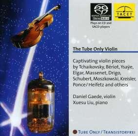 Daniel Gaede - Tube Only Violin, SACD