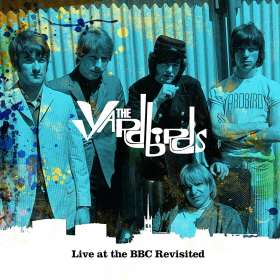 The Yardbirds: Live At The BBC Revisited, CD