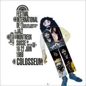 Colosseum: Live At Montreux International Jazz Festival 1969, CD