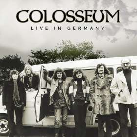 Colosseum: Live In Germany, CD