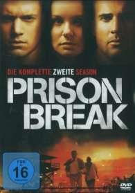 Prison Break Season 2, DVD