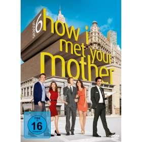How I Met Your Mother Season 6, DVD