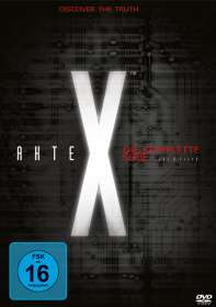 Akte X (Komplette Serie) (Blu-ray), BR