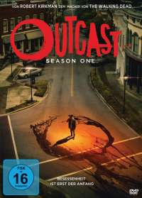 Outcast Season 1, DVD