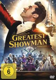 Michael Gracey: The Greatest Showman, DVD