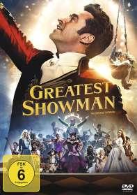 Michael Gracey: The Greatest Showman, DVD