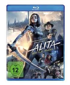 Robert Rodriguez: Alita: Battle Angel (Blu-ray), BR