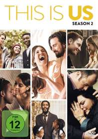 This is us Staffel 2, DVD