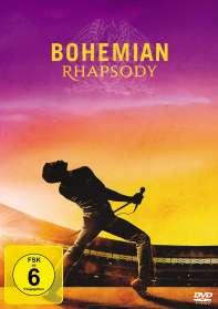 Bryan Singer: Bohemian Rhapsody, DVD