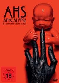 American Horror Story Staffel 8: Apocalypse, DVD
