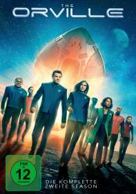 Seth MacFarlane: The Orville Staffel 2, DVD