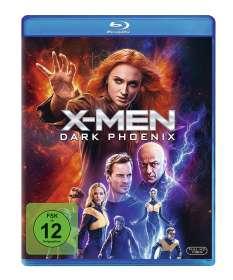 Simon Kinberg: X-Men: Dark Phoenix (Blu-ray), BR