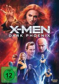 Simon Kinberg: X-Men: Dark Phoenix, DVD