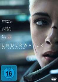 William Eubank: Underwater, DVD