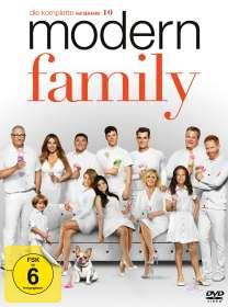 Modern Family Season 10, DVD
