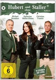 Sebastian Sorger: Hubert ohne Staller Staffel 8, DVD