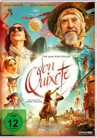 Terry Gilliam: The Man Who Killed Don Quixote, DVD