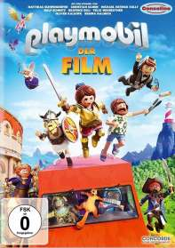 Lino DiSalvo: Playmobil - Der Film, DVD