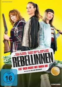 Allan Mauduit: Rebellinnen, DVD