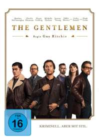 Guy Ritchie: The Gentlemen, DVD