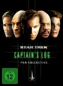 Star Trek Captain's Log Fan Collective, DVD