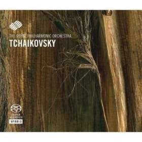Peter Iljitsch Tschaikowsky (1840-1893): Symphonie Nr.6, SACD