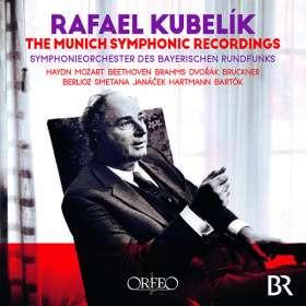 Rafael Kubelik - The Munich Symphonic Recordings, CD