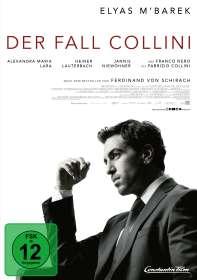Marco Kreuzpaintner: Der Fall Collini, DVD