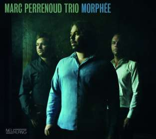 Marc Perrenoud (geb. 1981): Morphée, CD