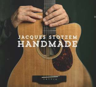 Jacques Stotzem: Handmade, CD