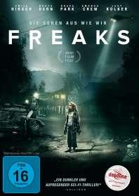 Zach Lipovsky: Freaks (2019), DVD