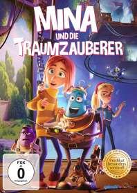 Kim Hagen Jensen: Mina und die Traumzauberer, DVD