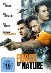 Michael Polish: Force of Nature, DVD