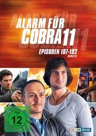 Alarm für Cobra 11 Staffel 23, DVD