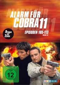 Alarm für Cobra 11 Staffel 13, DVD
