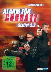 Alarm für Cobra 11 Staffel 2 Box 2, DVD