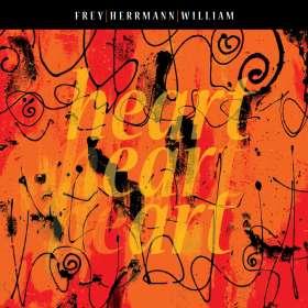 Matthias Frey, Christopher Herrmann & Rageed William: Heart Ear Art, CD