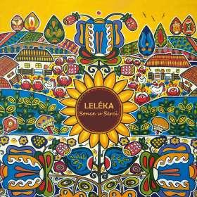 Leléka: Sonce U Serci, CD