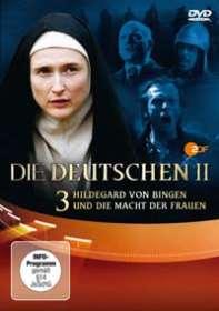 Geschichte & Zeitgeschichte Olaf Götz Christian Twente Stephan Koester Erica von Moeller Robert Wiezorek : Die Deutschen II Teil 3: Hildegard von Bingen ..., DVD