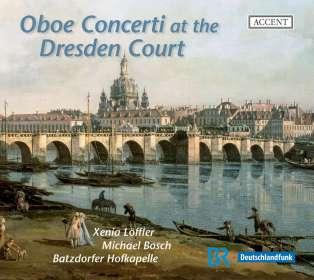 Virtuose Oboenmusik aus Dresden (Pisendel-Sammlung), CD