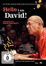 Cosima Lange: Hello I am David! (OmU), DVD