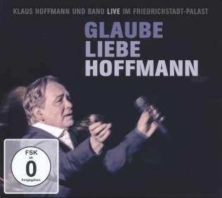 Klaus Hoffmann: Glaube Liebe Hoffmann, CD