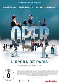 Jean-Stephane Bron: Oper - L'Opera de Paris (OmU), DVD