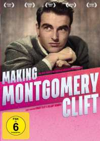 Robert Clift: Making Montgomery Clift (OmU), DVD