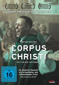 Jan Komasa: Corpus Christi, DVD