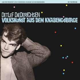 Detlef Diederichsen: Volkskunst aus dem Knabengebirge, CD