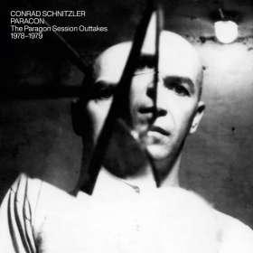 Conrad Schnitzler: Paracon (The Paragon Session Outtakes 1978-1979), CD