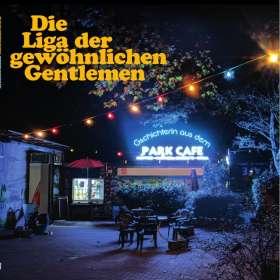 Die Liga der gewöhnlichen Gentlemen: Gschichterln aus dem Park Café, CD